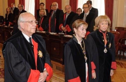 La presidenta de la Abogacía Española toma posesión como nueva consejera del Consejo de Estado