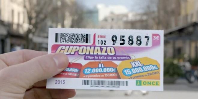 Condenados por apropiación indebida por no repartir el premio de un billete de lotería compartido