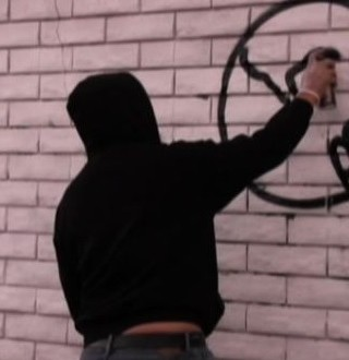 Una pintada apoyando a un grupo terrorista es enaltecimiento del terrorismo