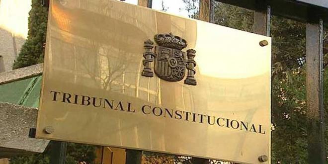 El Constitucional admite a trámite los recursos presentados por los gobiernos de Cataluña y del País Vasco contra la reforma de la LOTC