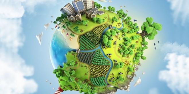 La influencia de la economía industrializada en el Medio Ambiente