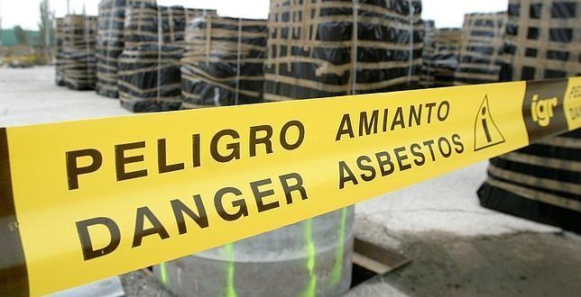 Condenada una empresa a abonar un recargo del 40% a la viuda de un trabajador que estuvo en contacto con amianto