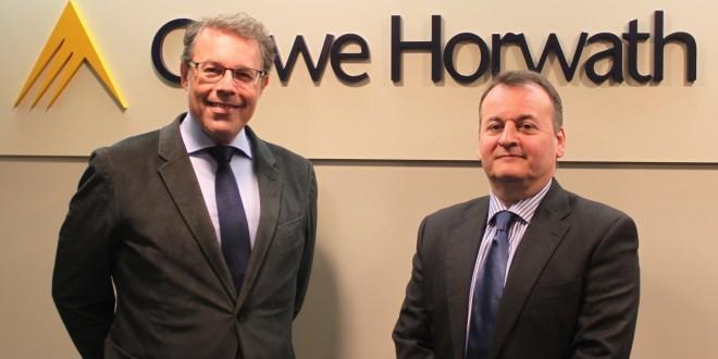 Crowe Horwath incorpora Gerardo Roca y Ramón Santos de PwC (Landwell-PricewaterhouseCoopers)