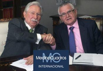 Nace Medina Cuadros Internacional