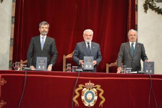 El CGPJ y la Real Academia Española presentan el Diccionario del español jurídico