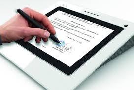 Se aprueba el sistema de captura de firma digitalizada con datos biométricos para relacionarse presencialmente con el Servicio Público de Empleo Estatal