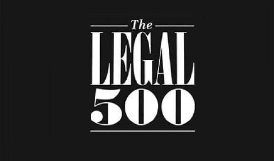 Legal 500 sitúa a ECIJA entre las mejores firmas del mercado español
