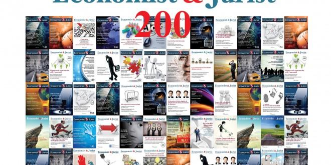 Quieres asistir a la Jornada Celebración nº 200 de Economist&Jurist