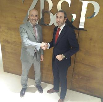 Inicio de la colaboración entre ZB&P asociados y FORLPD