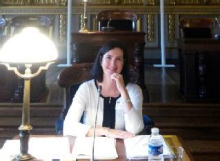 La vocal del CGPJ Nuria Díaz Abad, elegida presidenta de la Red Europea de Consejos de Justicia