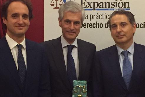 ONTIER, premio a la firma de abogados más innovadora en España