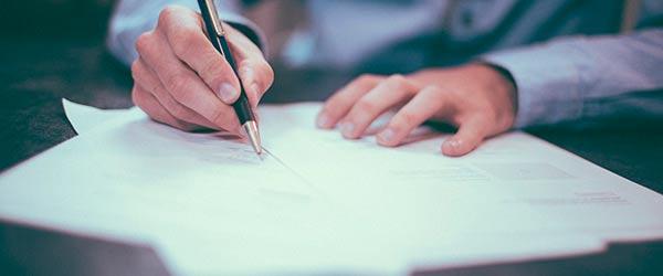 Pactos sucesorios. Atención: consejo importante para los notarios en Cataluña