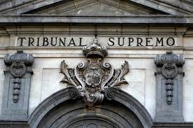 Tribunal Supremo plantea recurso inconstitucionalidad