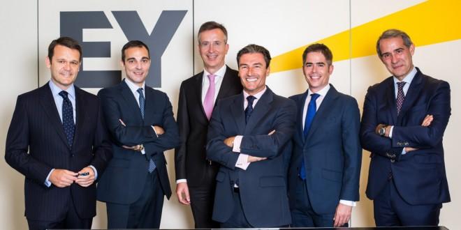 EY Abogados sigue potenciando el área Legal con la incorporación de dos nuevos socios, Alfonso Ois y Santiago Lardiés
