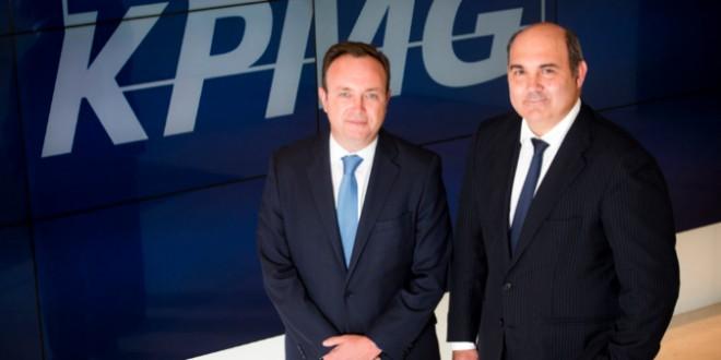 Alberto Estrelles y Francisco Uría asumen el mando en KPMG Abogados