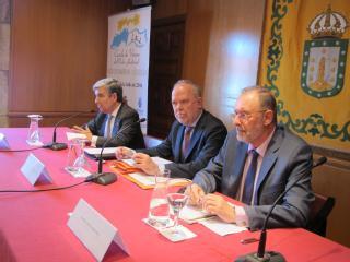 El magistrado del TS José Manuel Bandrés reclama incrementar los presupuestos y doblar la plantilla de jueces y magistrados