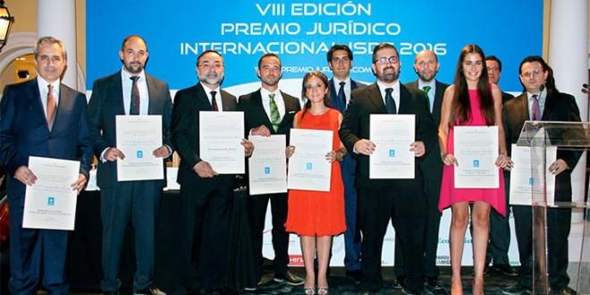 El Consejero de Economist&Jurist, Jose Ricardo Pardo Gato, galardonado con el Premio Jurídico Internacional ISDE