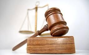 sentenciar mazo justicia