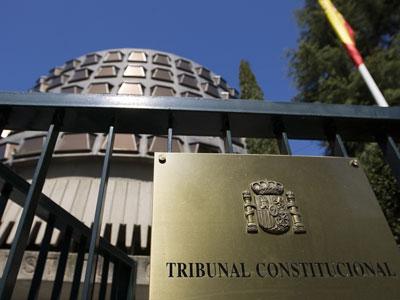 El Tribunal Constitucional anula las tasas judiciales