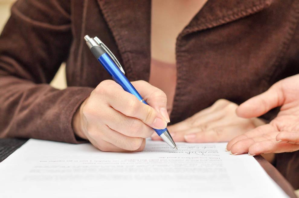 testar testamento escribir bolígrafo