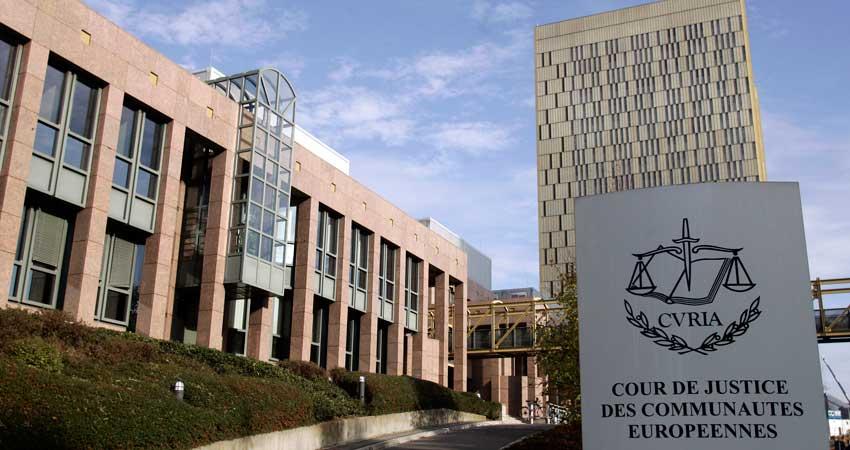 tribunal justicia union europea sede