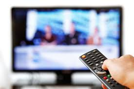 television mando programa