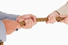 La distribución de los bienes en caso de separación o divorcio