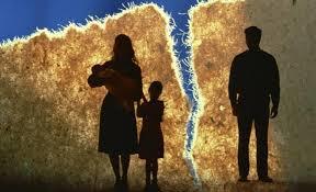 impugnacion paternidad hijos separacion ruptura