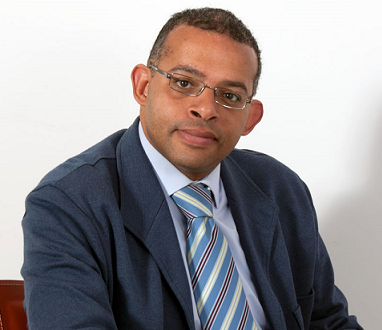 El abogado de Hispajuris Max Adam, en la 5ª edición de la Caravana Internacional de Juristas en Colombia