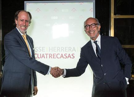 Cuatrecasas se alía con Posse Herrera Ruiz en Colombia