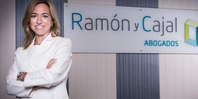 Carme Chacón se incorpora al despacho Ramón y Cajal Abogados