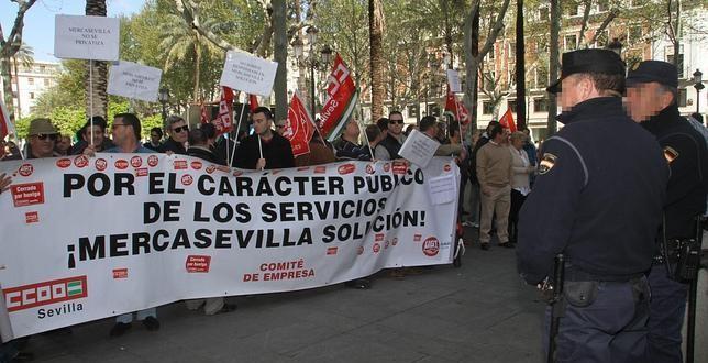 El Supremo confirma que el ERE de Mercasevilla tras la liberalización del sector fue ajustado a derecho