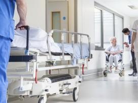 Reclamación por negligencia médica en hospital público causando el fallecimiento del paciente