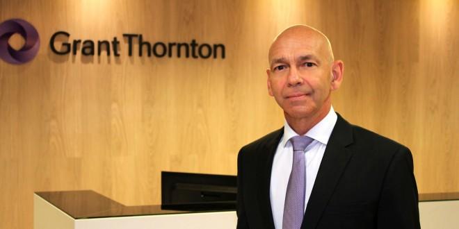 Grant Thornton incopora a Manuel Caro como nuevo socio para el área del sector financiero