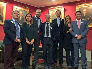 Javier Garicano, nuevo decano del Colegio de Abogados de Valladolid