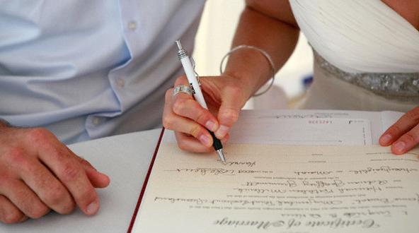 Cómo funcionan los acuerdos prematrimoniales en España