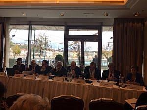 La Asamblea de la UIA aprueba los Principios Básicos del Estatuto de los Refugiados
