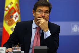 La acusación popular es uno de los objetivos de reforma del ministro Catalá