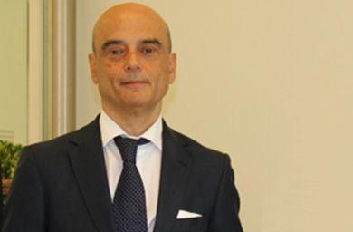 D. Alejandro Pintó, fundador de ISDE