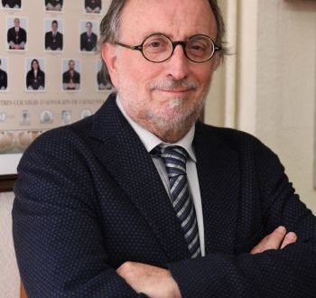 Carles McCragh, nuevo presidente del Consell de l'Advocacia Catalana