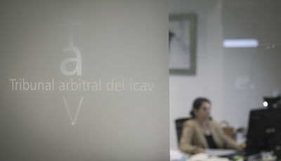 El Tribunal Arbitral del ICAV resuelve el 35% de los casos de arbitraje que se producen al año en Valencia