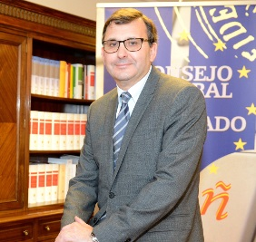 Catalá re reúne con el nuevo presidente del Consejo General del Notariado