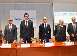 La abogacía celebra el 25 aniversario de Economist&Jurist