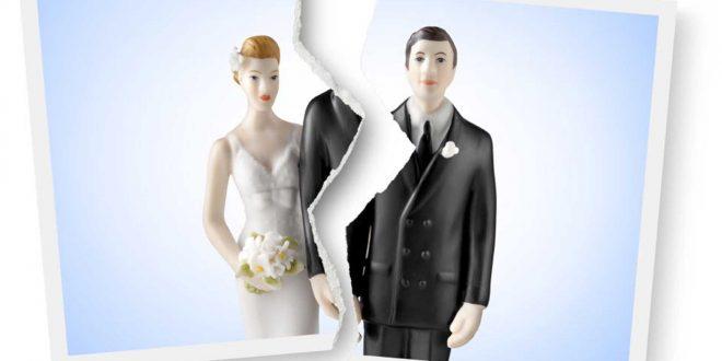 Descienden un 9,2% las separaciones y divorcios en el tercer trimestre del año