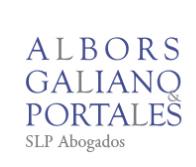 Transformación e incorporación de nuevos Socios en Albors Galiano Portales