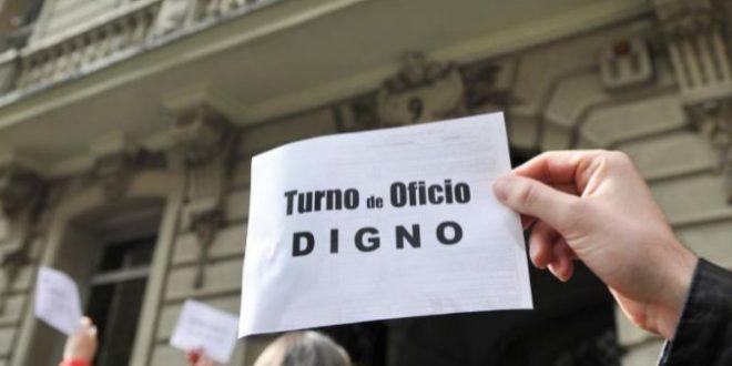 Se convocan encierros en protesta del IVA del turno de oficio