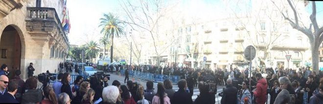 La AP de Palma dicta sentencia en el 'Caso Nóos'