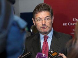 Catalá llama a la Abogacía joven a participar en la reforma de la Justicia