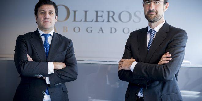 Olleros Abogados incorpora a Guillermo Medina como socio del área Mercantil