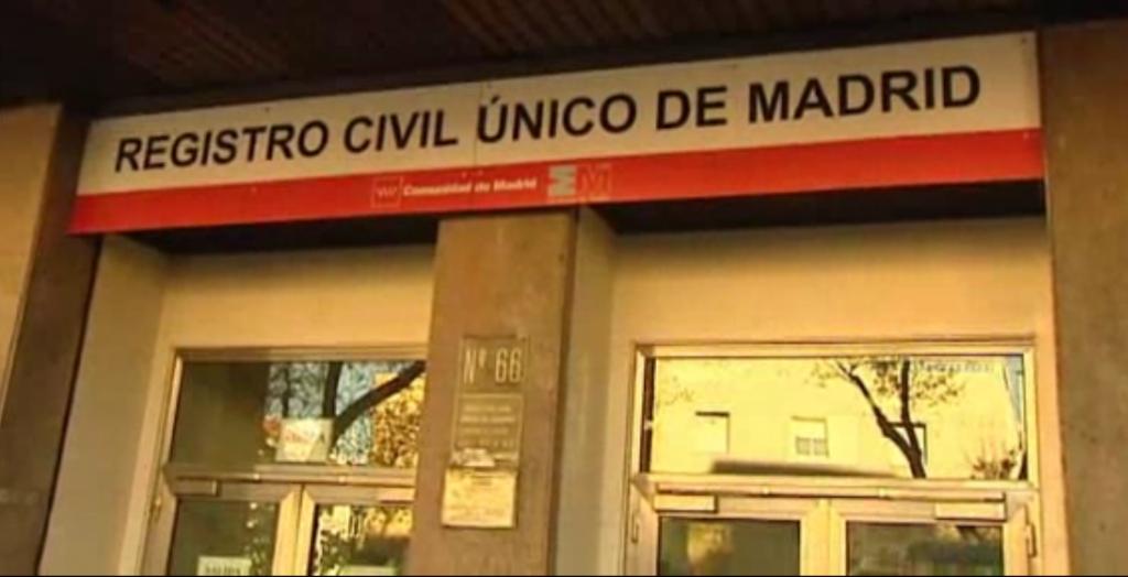 La direcci n del registro en sustituci n del juez e j for Convenio oficinas madrid 2017